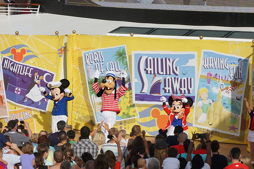 """Disney Fantasy Sail Away Party • <a style=""""font-size:0.8em;"""" href=""""http://www.flickr.com/photos/28558260@N04/22811418301/"""" target=""""_blank"""">View on Flickr</a>"""