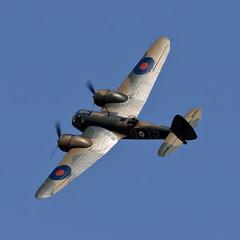Bristol Blenheim IF - 5 (NickJ 1972) Tags: bristol aviation airshow if blenheim iv raf fairford mkiv riat royalinternationalairtattoo 2015 mk4 mk1 mki bolingbroke gbpiv ypq l6739