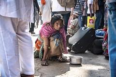 INDIA7475 (Glenn Losack, M.D.) Tags: street people india portraits photography delhi muslim islam poor photojournalism buddhism impoverished flip flops local hindu scenics handicapped deformed beggars glennlosack losack glosack dahlits