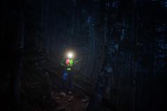 DSC0010920151123 (Zac Li Kao) Tags: trees light cloud mountain nature japan fog night zeiss forest 35mm scary hiking sony cybershot hike kobushi rx1 okuchichibu kobushigatake rx1r