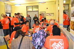 2015-12-03-Home Depot-Knickerbocker-lunch-c (Services for the UnderServed) Tags: walter home painting back team great kerry giving depot fixing hayes volunteer job sus veterans generous knickerbocker susincnyc balduccini