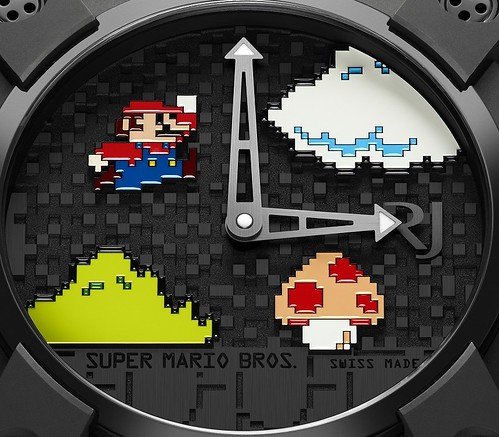 Romain Jerome Super Mario Bros.