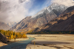 Near Bang Paeen, Dist Chitral (Usman Hayat) Tags: autumn pakistan mountain snow fall landscape photography nikon range hayat d800 usman chitral
