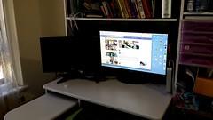 Whoo Hoo!  New Monitor