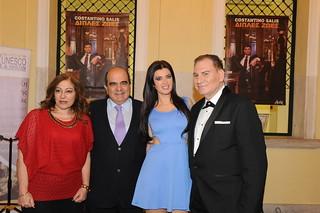 Cosmina Furchi Gliatas, Ιωάννης Μαρωνίτης, Μαριαλένα Ανδρέου και Costantino Salis