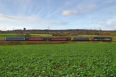 56301&098-Daresbury-11.12.15 (shaunnie0) Tags: grid rog fastline ukrail class56 56098 56301 5z56 railoperationsgroup