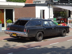 1975 Chevrolet Impala Wagon (harry_nl) Tags: chevrolet netherlands wagon nederland impala icar 2015 maarn 76en20 sidecode3