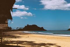 El Nido, Palawan, Philippines (jpl.me) Tags: travel film nature analog 35mm island philippines ishootfilm wanderlust analogue canonae1program elnido palawan 2015 filmisnotdead kodakektar100 nacpanbeach