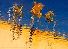 Dubuque Abstract 2014 (OGNelson) Tags: abstract river dam mississippiriver locks dubuque barge