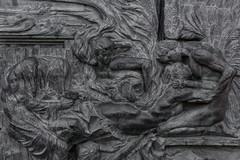 The birth of Psyche (michael_hamburg69) Tags: reykjavk iceland island reykjavkurborg hfuborgarsvi skulpturengarten sculpture skulptur sculptor bildhauer einarjnsson museum listasafneinarsjnssonar sculpturegarden