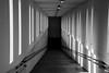 Black square (salahudin's paragnomen) Tags: salahudin kraków krakoff tunnel box square architecture shadow light bw 123bw black white lines perspective windows passage city urban dark tunel miasto architektura światło cień canon perspektywa