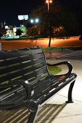 waiting on a woman (WV Nomad) Tags: bench waiting bradpaisley andygriffith waitinonawoman