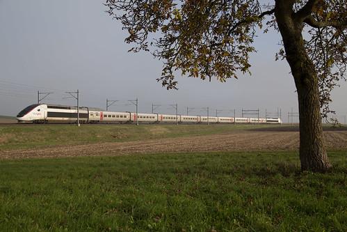 TGV Lyria bei Arnex