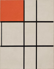 Composition B (No. II) with Red, 1935 (Jonathan Lurie) Tags: united kingdom oil painting piet mondrian tate art museums modern museum eu16 england london europe canvas artinmuseums modernart oilpainting oiloncanvas pietmondrian unitedkingdom gb