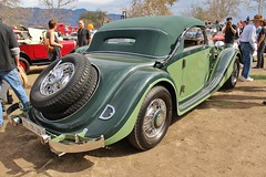Art Center Car Classic 2016 (USautos98) Tags: 1936 mercedesbenz 290 cabrioleta