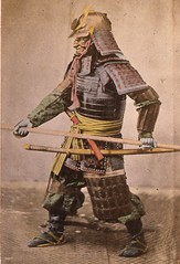 Japanese Lancer ca1870 (SSAVE w/ over 6.5 MILLION views THX) Tags: japan 1870 customs costumes life style