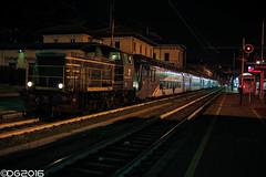 FD D245.442 (DavideEos) Tags: eisenbahn ferrovia railway treno train zug merci freight binari domodossola sempione