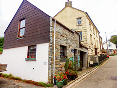 Padstow, Cornwall (photphobia) Tags: padstow cornwall town uk buildings building buildingsarebeautiful architecture oldtown oldwivestale outdoor outside house houses cottage cottages highstreet