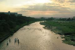 /Iruma River (eisei_toshi) Tags: powershot g7x
