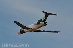 PR-IOB Rio Linhas Aereas (Thiago Pereira Machado) Tags: priob rio cargo brasilia bsb aviacaobsb boeing b727 727