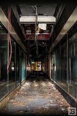 Allans Walk (Joel Bramley) Tags: bendigo old decay hall building
