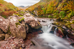 Autumn Fall! (tippjim) Tags: river waterfalls rocks autumn stream longexposure