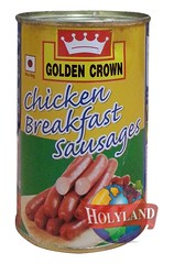 Chicken Breakfast Sausages 450gm (holylandgroup) Tags: canned fruit vegetable cannedfruit cannedvegetable nonveg jalapeno gherkins soups olives capers paneer cream pulps purees sweets juice readytoeat toothpicks aluminium pasta noodles macroni saladoil beverages nuts dryfruit syrups condiments herbs seasoning jams honey vinegars sauces ketchup spices ingredients