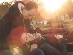 (vasechkova) Tags: canon boy girl love inlove sunset