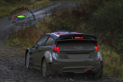 Dayinsure Rally GB 2016Myherin SS1 (elvisrally) Tags: wales northwales action a55 cars citreon rally gb dayinsure sport motorsport race subaru ford fiesta forest volkswagen