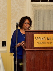 Summer Camps Board Member and Vice President Lorraine Webb
