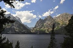 Cascade Canyon and Jenny Lake (Funkomaticphototron) Tags: coryfunk wyoming wy mountains nationalpark grandtetonsnationalpark tetons tetonmeanstitinfrench