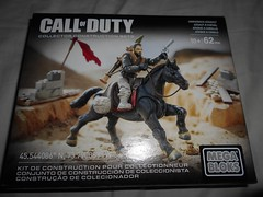 Megabloks Call of Duty set (ItalianToys) Tags: toy toys giocattoli giocattolo cavallo cavalli horse horses call duty megabloks