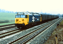 50005 'Collingwood'. (curly42) Tags: 50005 collingwood class50 hoover englishelectric railway britishrail