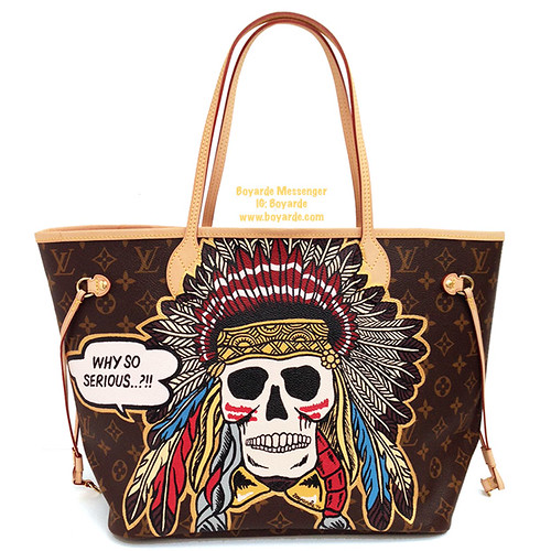 louis-vuitton-neverfull-skull-text