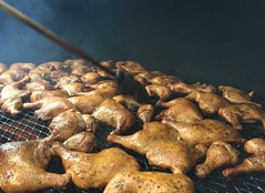 Smoked Chicken. (Katy, TX. Council 6950) Tags: greenlightavet whyiamaknight charity unity fraternity patriotism