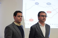 Manuel Rodrigues nas Jornadas Consolidação, Crescimento e Coesão em Évora