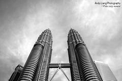 KL Twin Tower (AndyLiang_CN) Tags: malaysia kl petronas klcc city