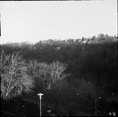 Landscape (willdmo) Tags: carlzeissbiotar40mmf2 december dominiksamol efke50 iloveu4com robot2 singlechallanges stuttgart expiredfilm people streetart