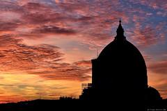 Cupola (Filippo Manzini) Tags: firenze brunelleschi tramonto