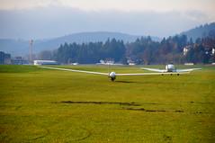 Start in Kufstein (Roland Henz) Tags: fliegen segelfliegen segelflug kufstein 2016 19112016 fhn wellefliegen windfliegen startwind
