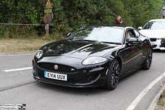 2014 Jaguar XK Dynamic R (cerbera15) Tags: sharnbrook hotel supercar super car sunday 2016 jaguar xk dynamic r