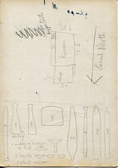 AB.TC.25-26.0918b (The Egypt Exploration Society) Tags: egypt egyptexplorationsociety egyptology archaeology eesarchive archive abydos