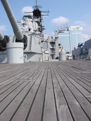 USS Wisconsin - Norfolk, Virginia (Stickwork-Steve) Tags: usswisconsin battleship norfolk navy museum navalmuseum