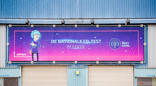Nationale CQ test