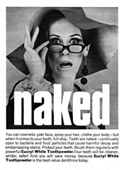 Eucryl Tooth Powder (jerkingchicken) Tags: vintagebritishad naked dentalcare toothpaste