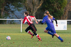 Altrincham LFC vs Stockport County LFC - December 2016-149 (MichaelRipleyPhotography) Tags: altrincham altrinchamfc altrinchamlfc altrinchamladies alty amateur ball community fans football footy header kick ladies ladiesfootball league merseyvalley nwrl nwrldivsion1south nonleague pass pitch referee robins shoot shot soccer stockportcountylfc stockportcountyladies supporters tackle team womensfootball
