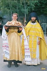 004. Consecration of the Dormition Cathedral. September 8, 2000 / Освящение Успенского собора. 8 сентября 2000 г