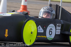 FR-6M, Foremarke Hall / Greenpower Bedford Regional Heat 2015 (mattbeee) Tags: 6 students electric race bedford stem education engineering racingcar autodrome greenpower