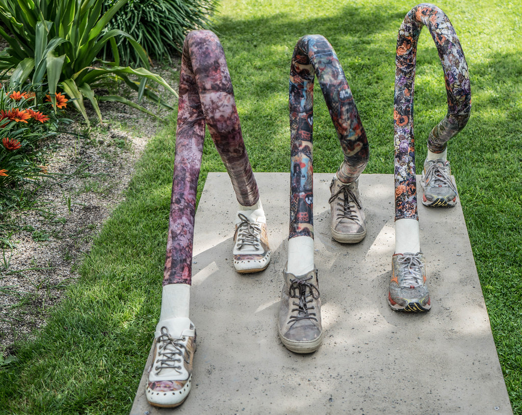 SCULPTURE IN CONTEXT 2015 AT THE NATIONAL BOTANIC GARDENS [UNOFFICIAL PREVIEW] REF-107336