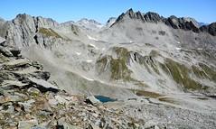 I laghetti del Pizzo Gallina (dove nasce il fiume Ticino) - Chilchhorn 2789m (Photo by Lele) Tags: switzerland ticino svizzera alpi montagna pizzo gallina nufenen svizzere laghetti vallese chilchhorn